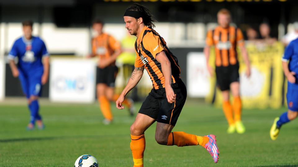Burnley signs forward George Boyd from Hull City