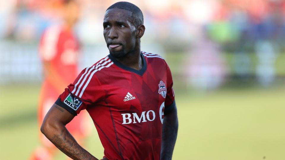 Toronto FC in talks to move striker Jermain Defoe