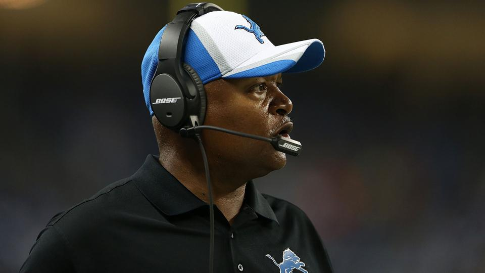 Lions' Caldwell doubts Michael Sam's sexuality is why he's unsigned