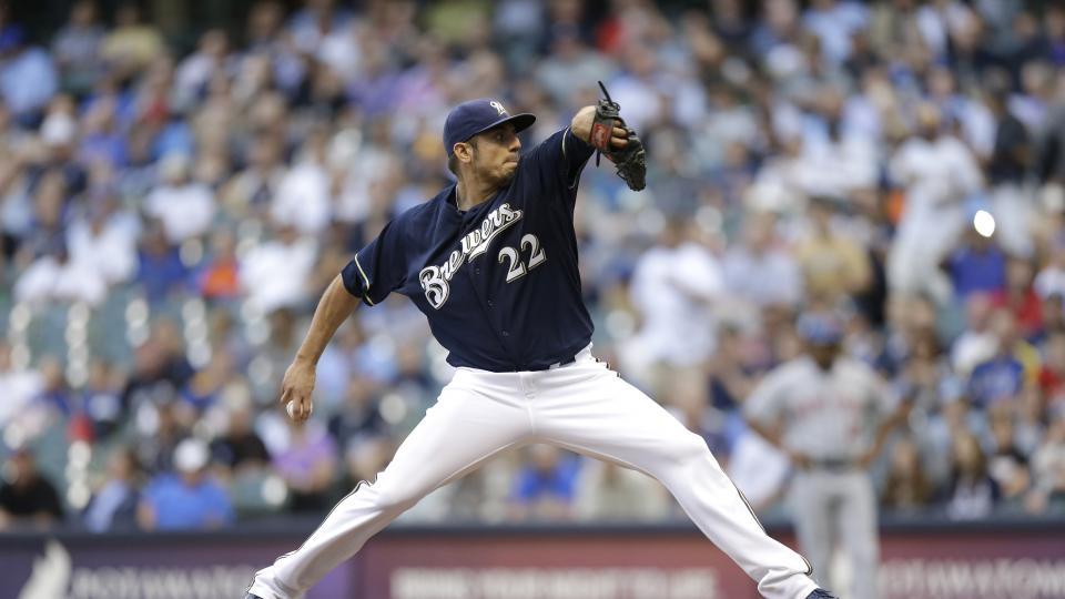 Milwaukee Brewers activate pitcher Matt Garza from DL
