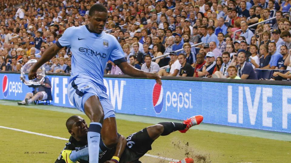 Report: Manchester City's Micah Richards to be loaned to Fiorentina