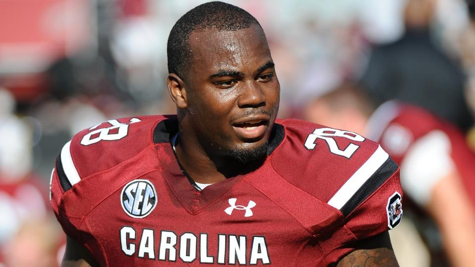 South Carolina running back Mike Davis questionable for season opener
