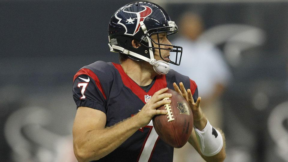 Report: Rams claim ex-Texans QB Case Keenum on waivers