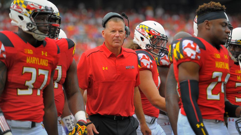 Maryland WR Taivon Jacobs out for the season with knee injury