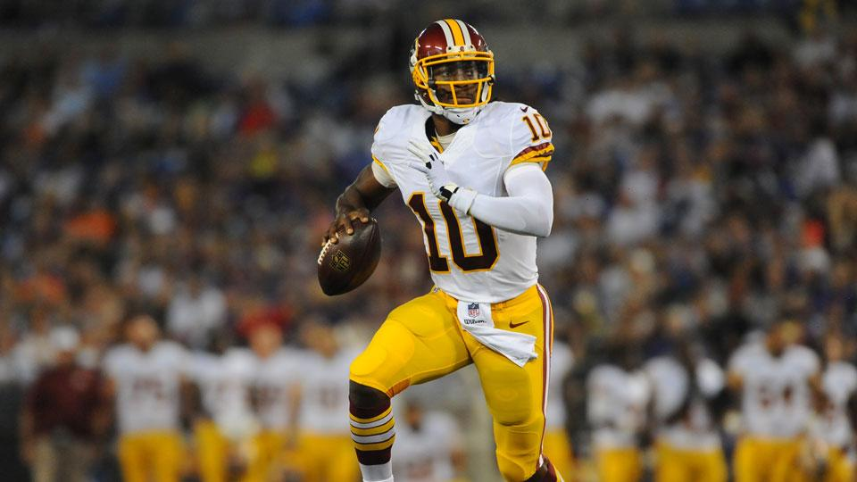 RGIII on Redskins offense: 'We fixed what we had to fix'