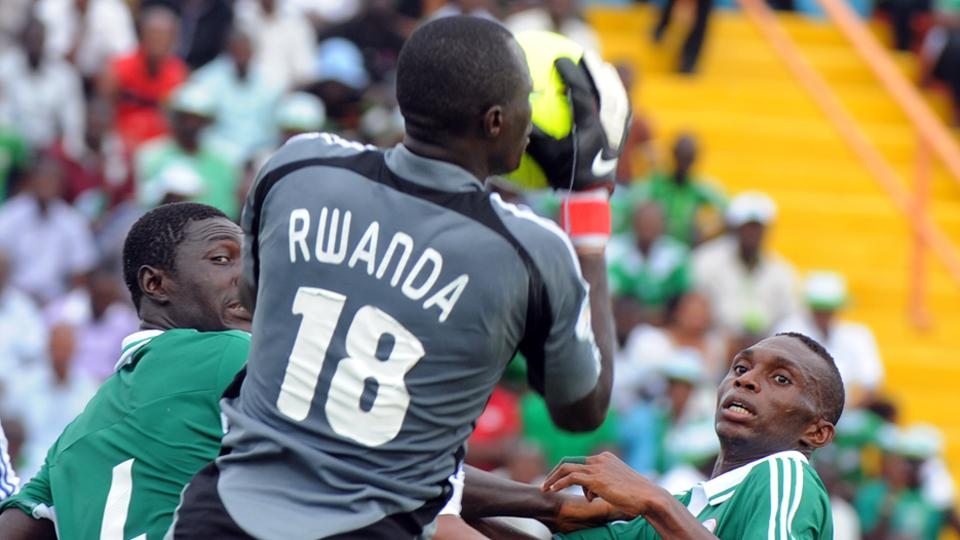 Rwanda's disqualification from Africa Cup of Nations upheld