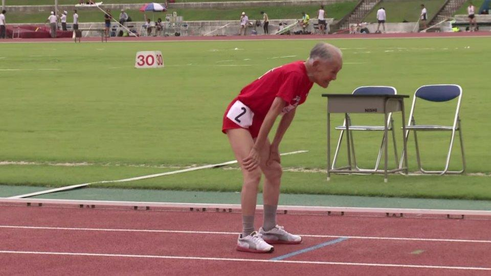103-year-old sprinter calls out Usain Bolt, wants head-to-head race
