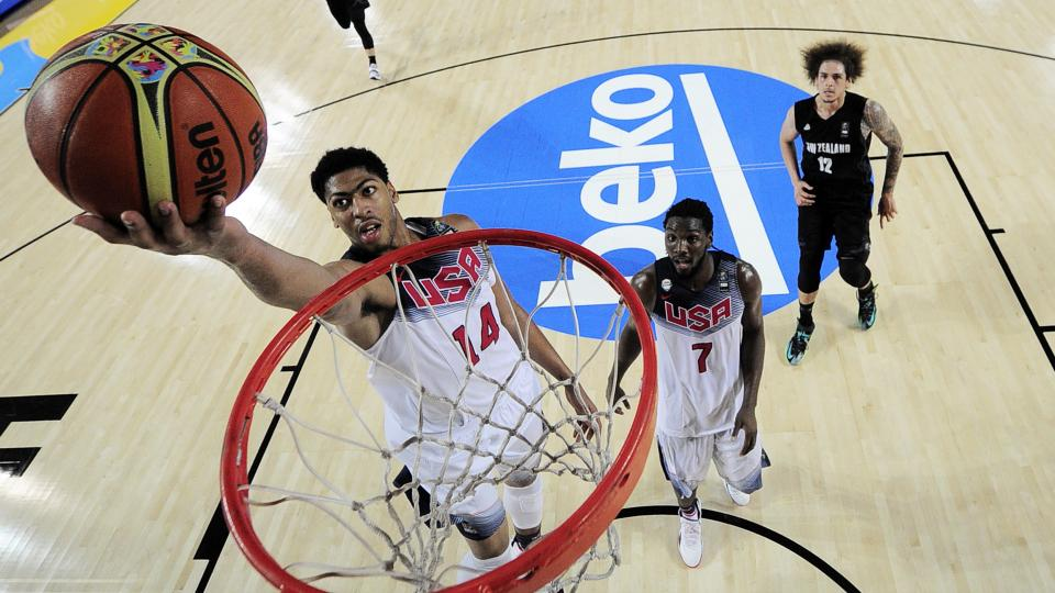 Powered by athletic bigs, Team USA streaks past New Zealand