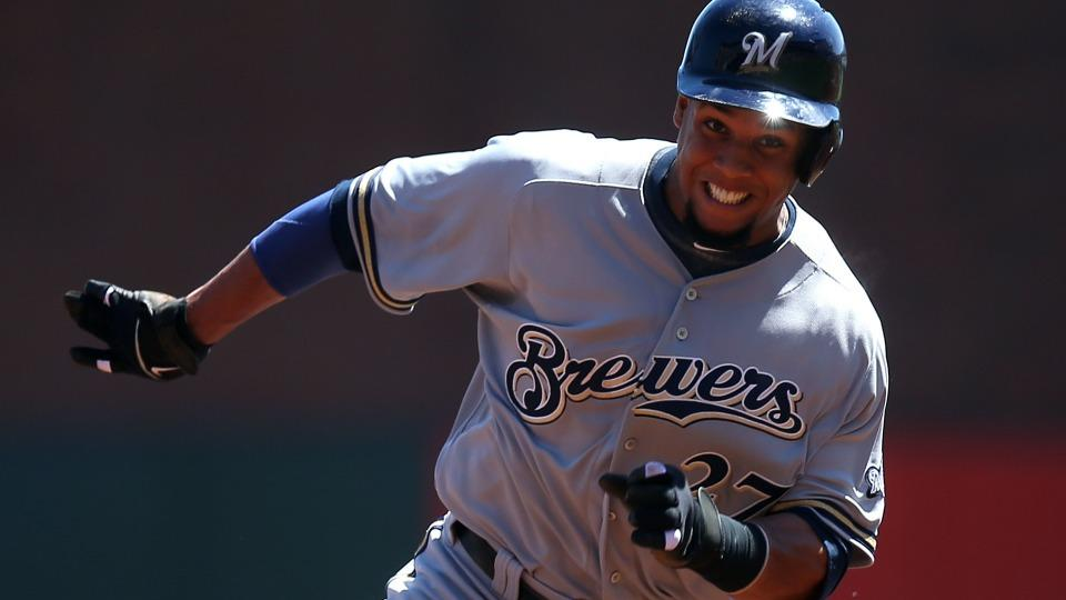 Report: Brewers CF Carlos Gomez expected to miss extended time