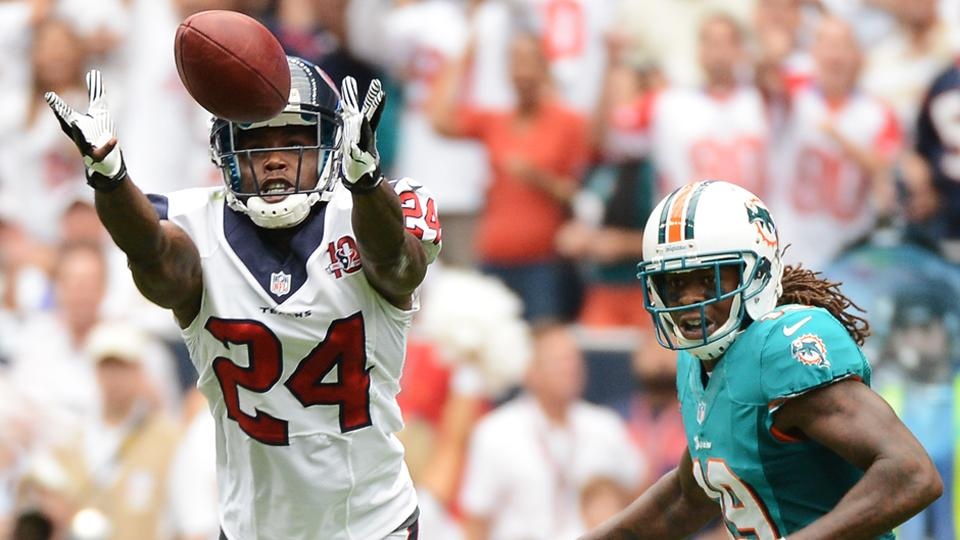 Texans cornerback Johnathan Joseph plans to play in season opener