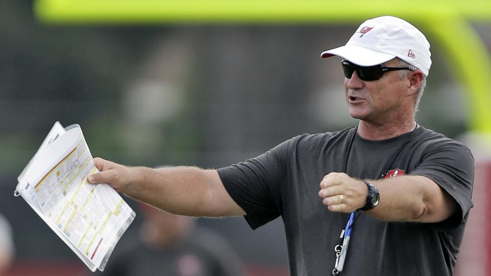 Buccaneers may be without offensive coordinator Jeff Tedford for opener