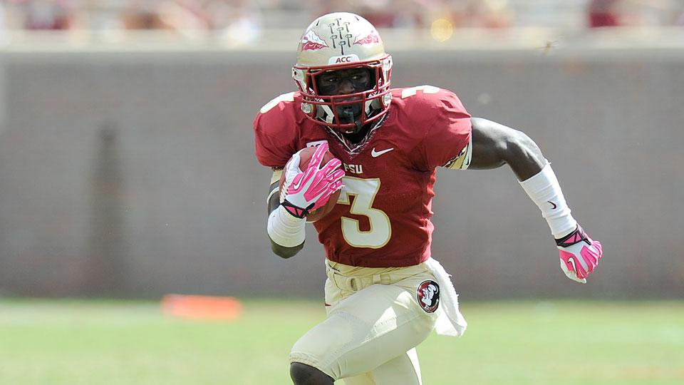 Florida State lifts suspension of WR Jesus Wilson