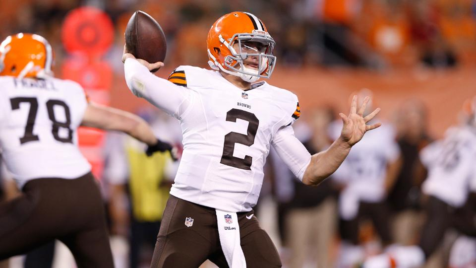 Mike Tomlin: Steelers expect Johnny Manziel to play Sunday