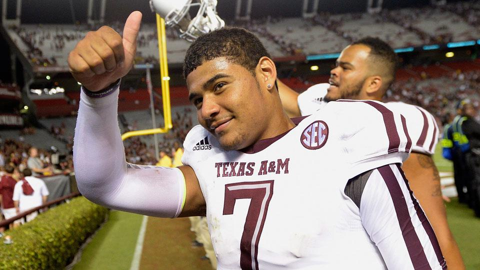 Kenny Hill says first game reaction has been 'crazy' and 'kind of fun'