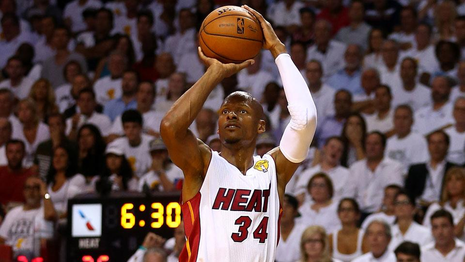 Report: Wizards interested in free agent Ray Allen