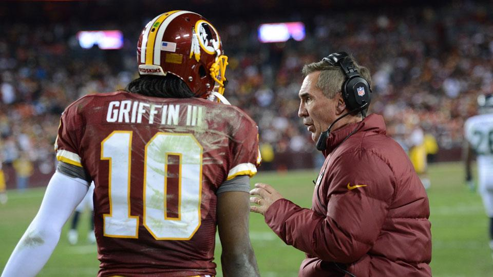 RGIII on fallout with Mike Shanahan: 'It was just heartbreaking'