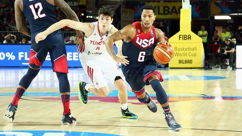 Team USA stronger after enduring first adversity of FIBA tourney