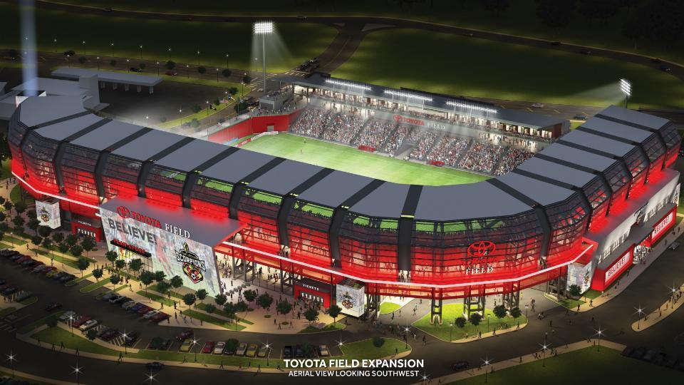 San Antonio Scorpions announce stadium expansion with eyes on MLS