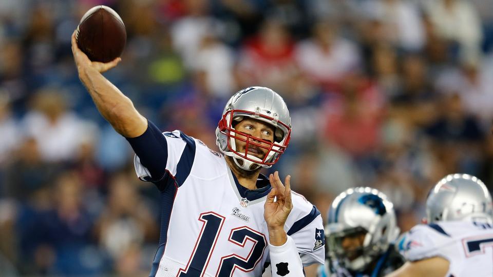 New England Patriots quarterback Tom Brady: 'When I suck, I'll retire'