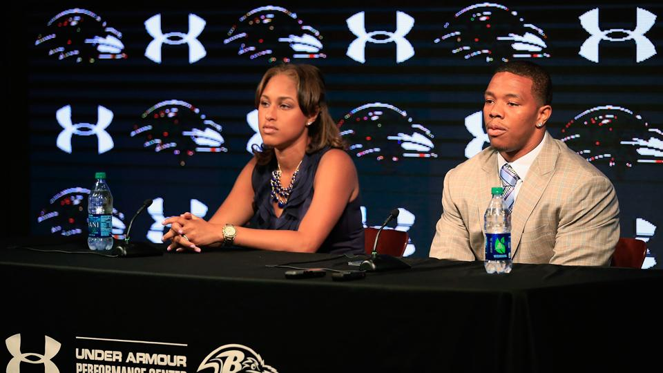 Ray Rice says he never planned to appeal any punishment
