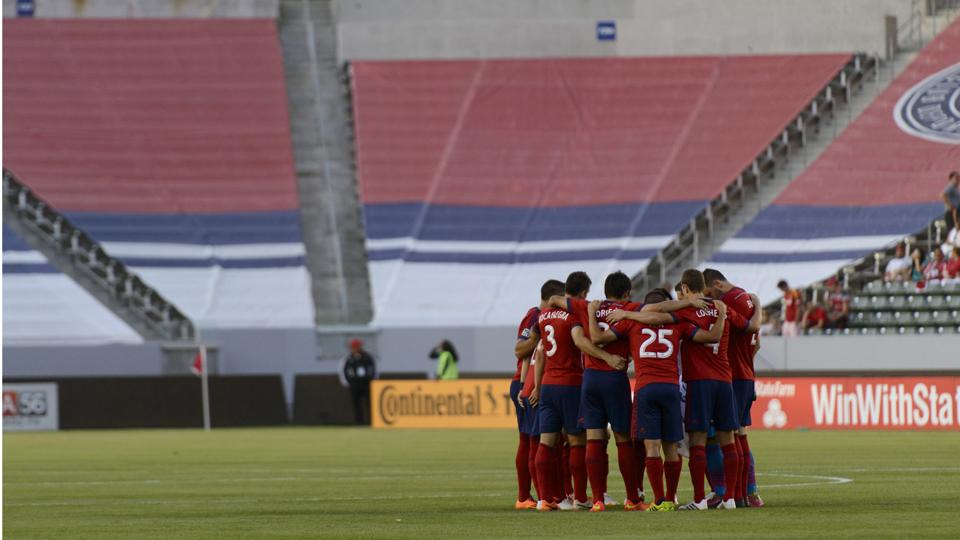 Uncertain times face Chivas USA, which could sit out a season or more while the floundering franchise gets sold and rebranded.