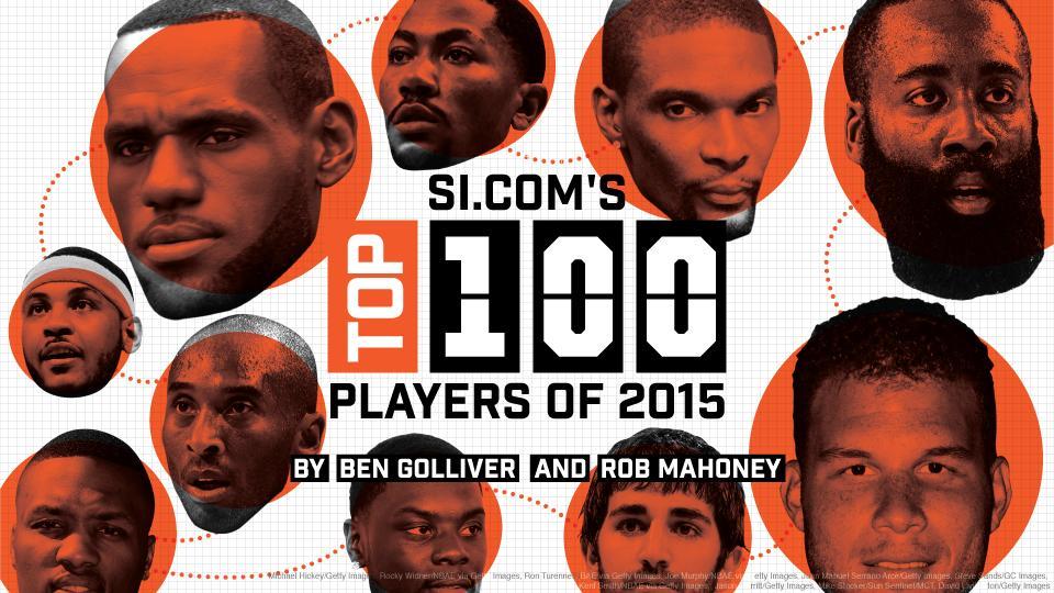 SI.com's Top 100 NBA players of 2015