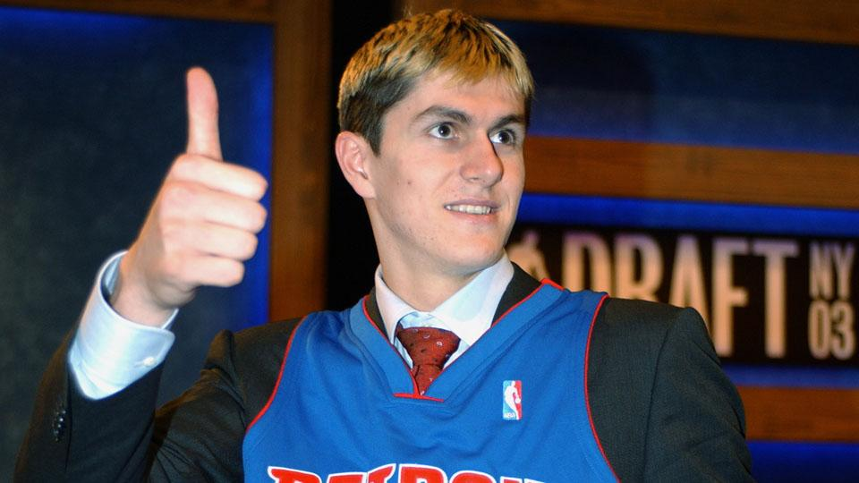 Former NBA player Darko Milicic is retiring to become a kickboxer