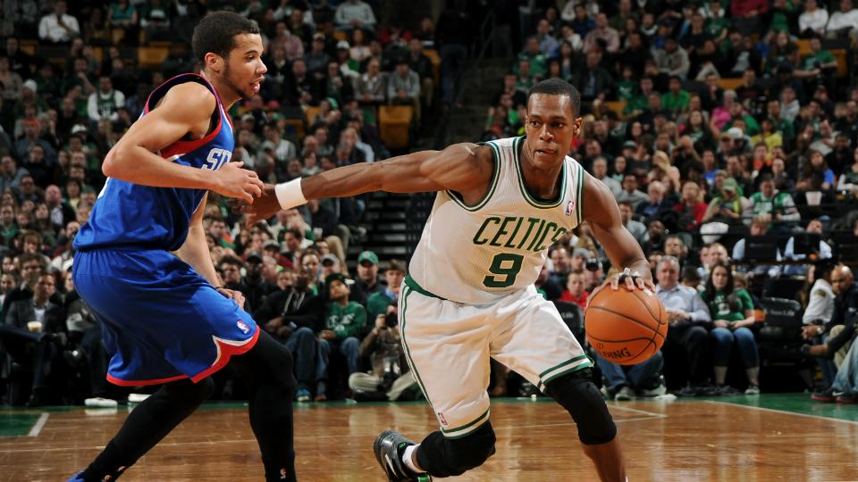 Rajon Rondo unfazed by Boston Celtics drafting Marcus Smart