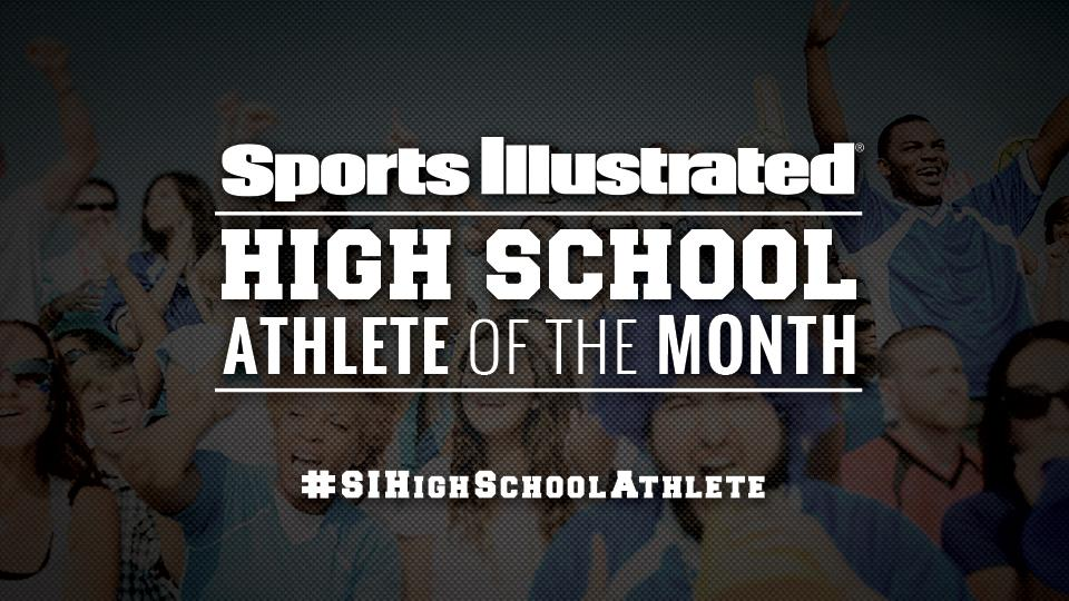 Vote for Sports Illustrated's High School Athlete of the Month