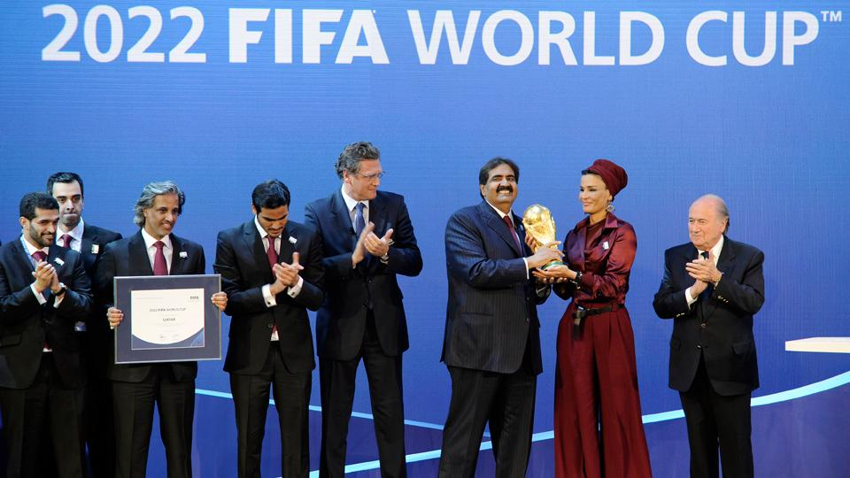 FIFA World Cup report clears Qatar, Russia; omits some of Garcia's probe