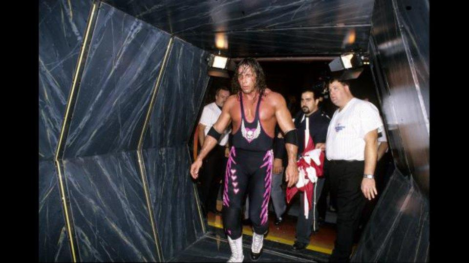 Bret Hart opens up about the infamous 'Montreal Screwjob'