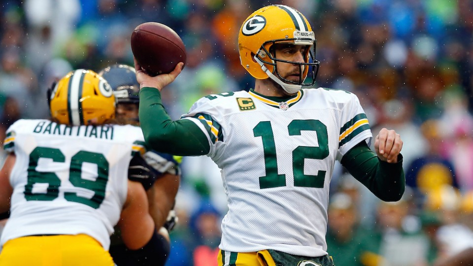 Aaron Rodgers: 'I don't think God cares' about game outcomes