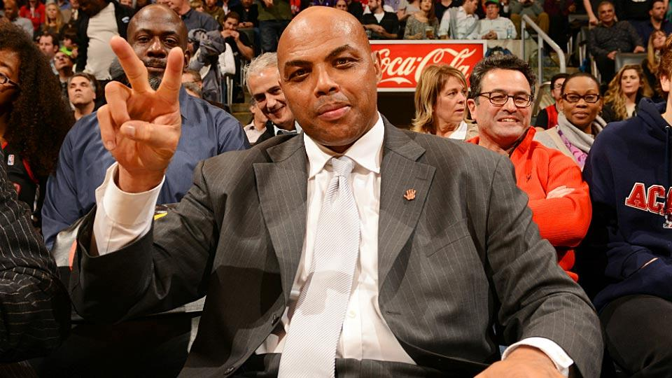 A chat with Charles Barkley about basketball analytics and beyond