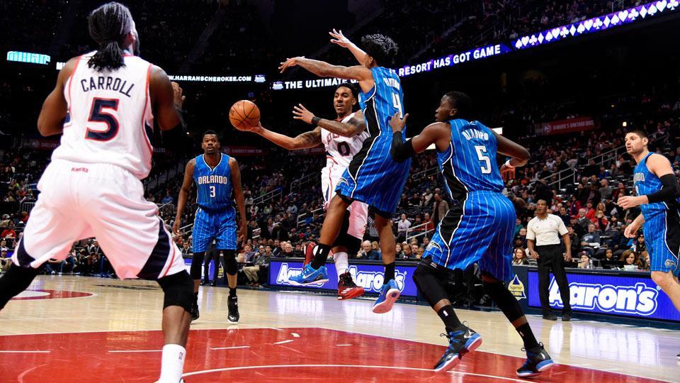 Atlanta Hawks: Doing their fair share
