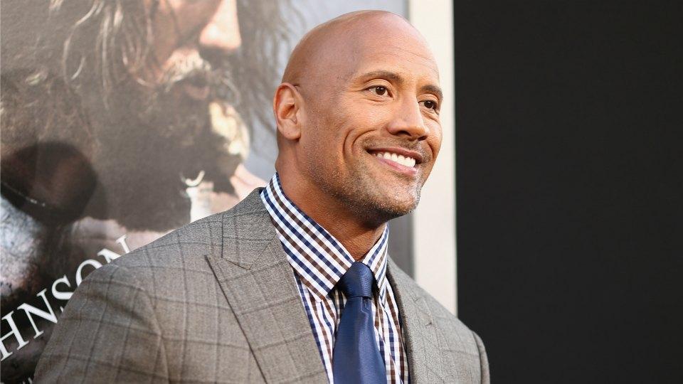 Dwayne 'The Rock' Johnson talks Wrestlemania 32, Hollywood success