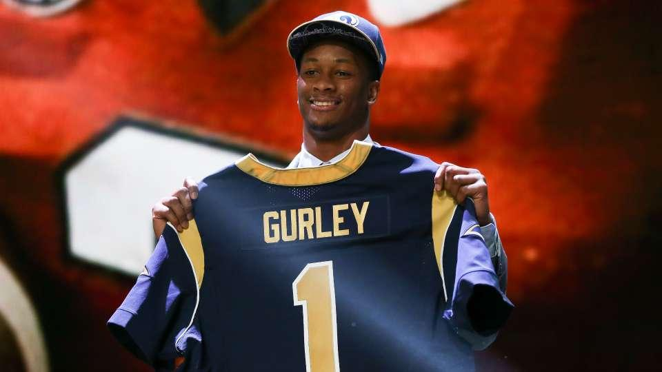 James Wright gurley