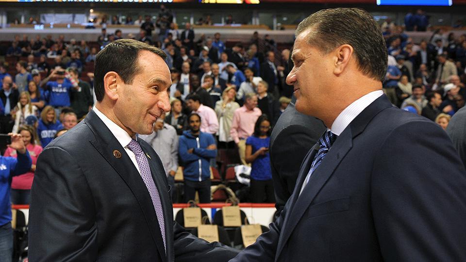 Kentucky Basketball Coach John Calipari Previews 2016 17: Athlon Sports Ranks Kentucky Behind Duke In 2016-17