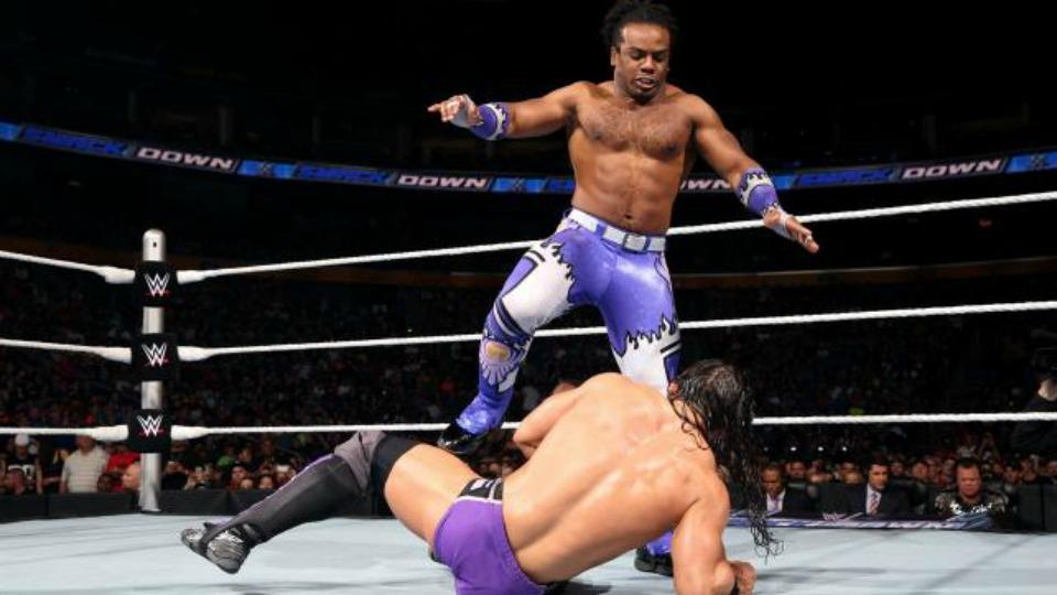 New Day's Xavier Woods is blending his love of wrestling, video games