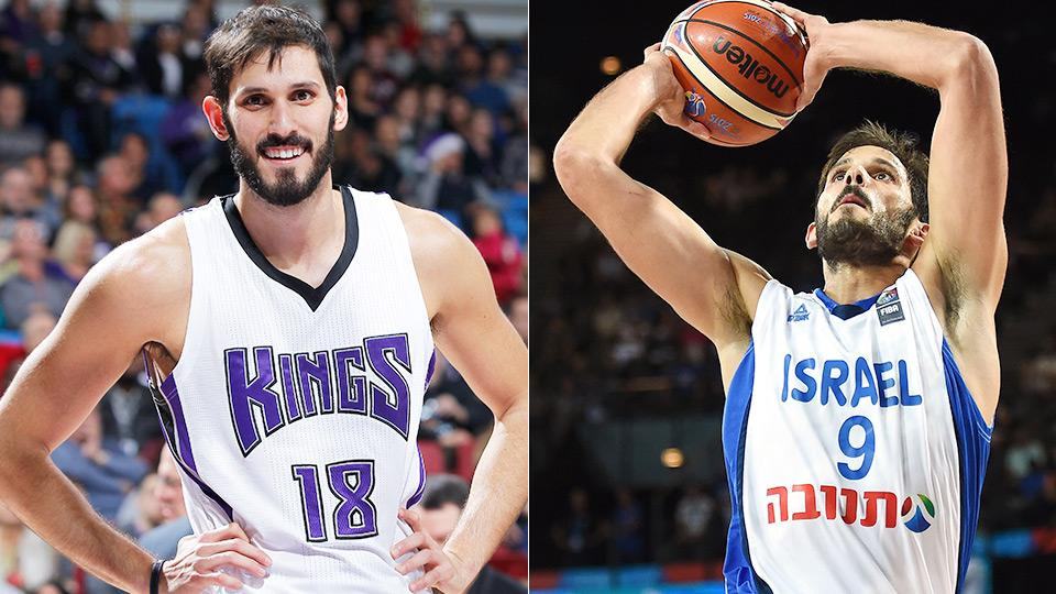 Omri Casspi continues to inspire Israel as he represents his homeland in NBA