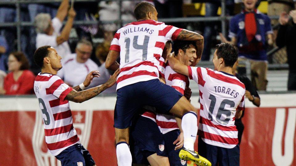 Klinsmann's moves pay off as U.S. bounces back against Jamaica