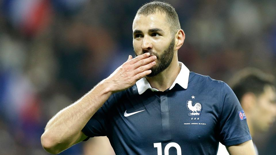 Karim Benzema not selected for France's Euro 2016 campaign