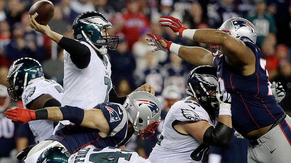 Sam Bradford may not be unquestioned starter for Philadelphia Eagles