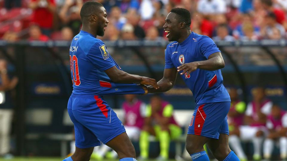 Upstart Haiti names Copa America Centenario roster