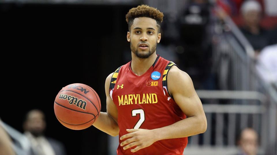 Melo Trimble returning to Maryland for junior season