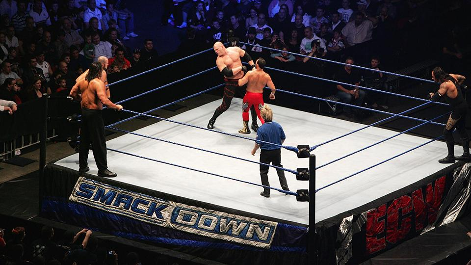 New Night, New Roster, New Era; Major Changes Come to WWE's Smackdown
