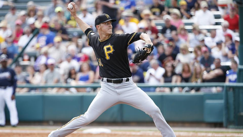 Pirates pitcher Jameson Taillon will make debut on Wednesday