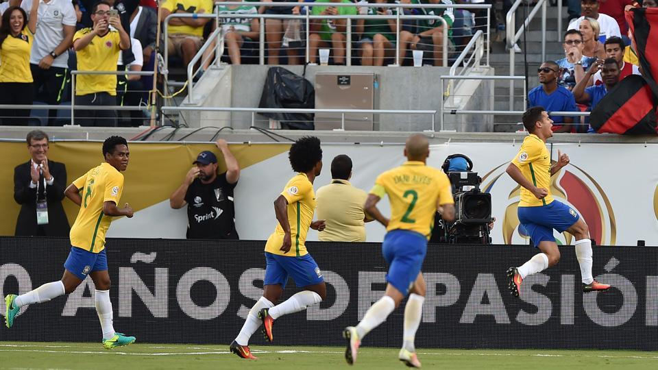Brazil vs Haiti
