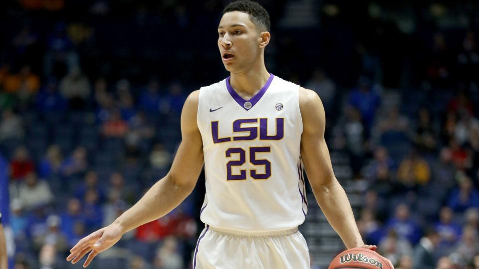 76ers select Ben Simmons with No. 1 pick in 2016 NBA draft