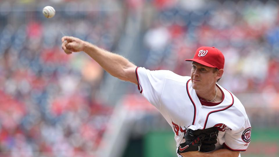 Espinosa powers the Nats to a crushing 12-1 win