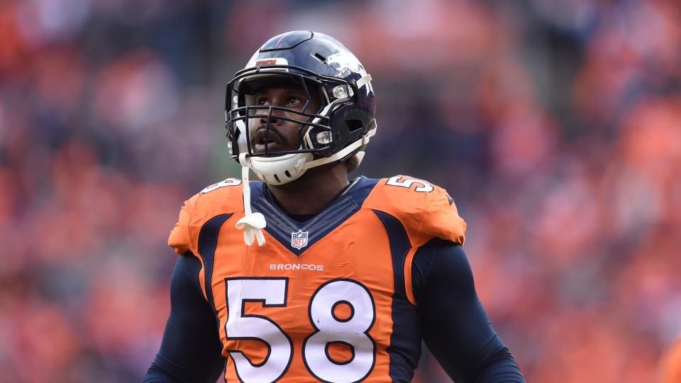 Broncos schedule phone meeting with Von Miller